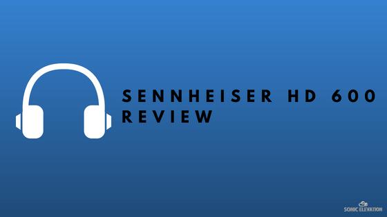 Sennheiser HD600 Open Back Professional Reference Headphones