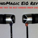 SoundMagic E10 Noise Isolating In-Ear Headphones