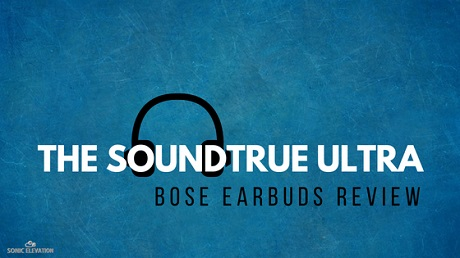 Bose SoundTrue Ultra In-Ear Headphones