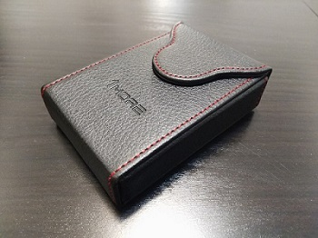 Leather Carrying Case - 1More Triple Driver Review