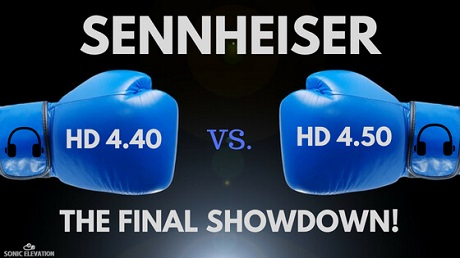 Sennheiser HD 4.40 vs 4.50 - The Final Showdown!