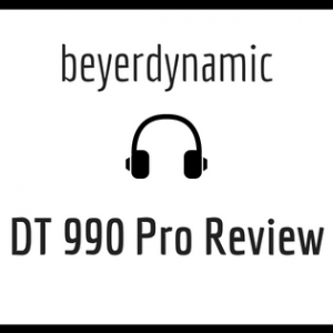Beyerdynamic DT 990 Pro Review -