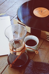 Vinyl and Coffee - Gifts For An Audiophile