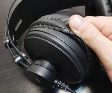 Modern Retro Ear Cup - How To Replace Headphone Pads