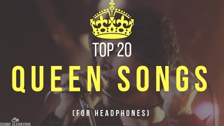 Top 20 Queen Songs For Headphones - Smash Hits And Underrated Classics!